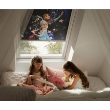 Original VELUX blendingsgardin - Disney & Goodnight collection