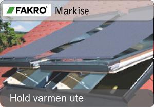 FAKRO markise / screen